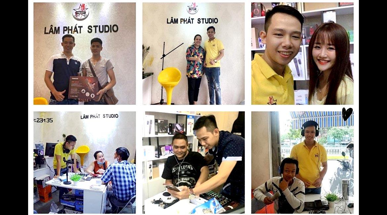 lam phat studio mic thu am chat luong