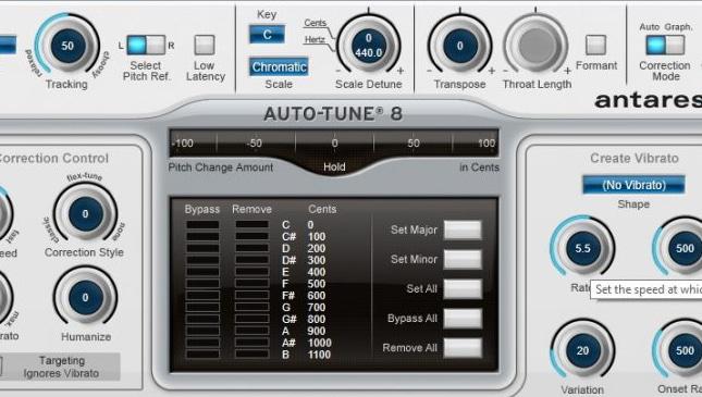 Auto tune là gì? Dùng Auto tune hát có hay hơn không?