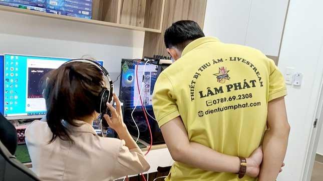 Lâm Phát Studio Cài Phần Mềm Cubase 10 Pro Và Lắp Đặt Bộ Upod Pro - Micro Takstar PC K600 Cho Khách