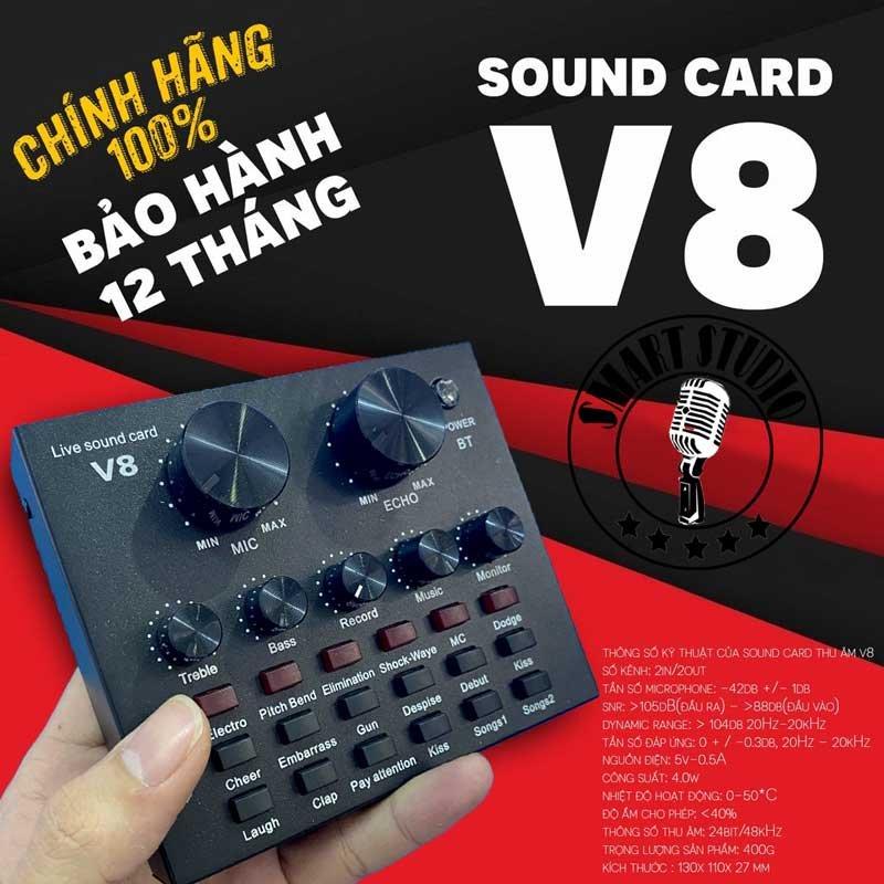 sound card v8 micro bm900 sound card xox k10 sound card v8 micro bm900 lam phat studio 12 Copy