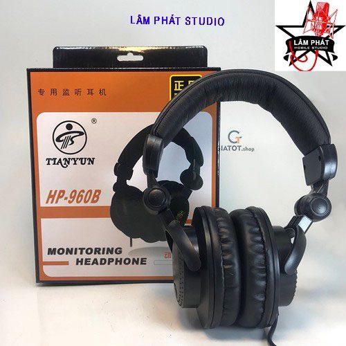 Tai Nghe Kiem Am TIANYUN HP 960B chinh hang